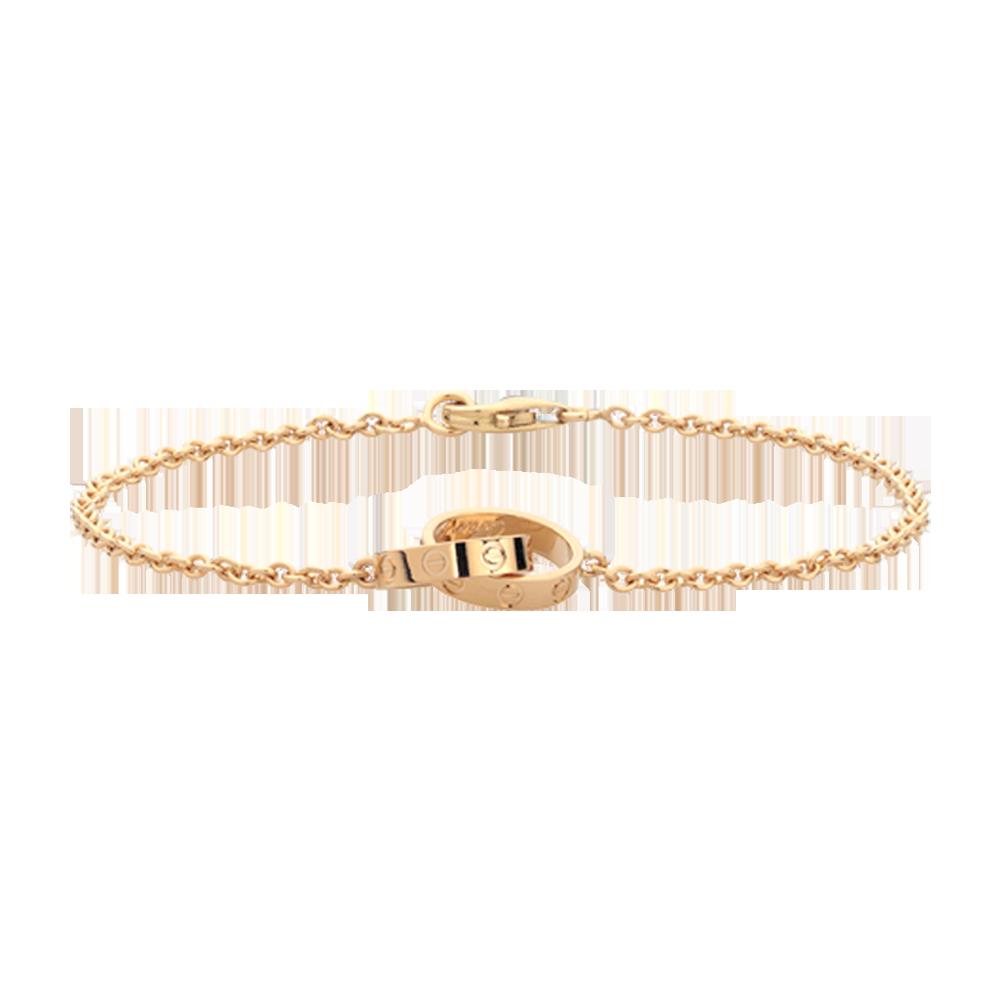 LOVE bracelet - Bracelets Pink gold - Fine Bracelets for women - Cartier