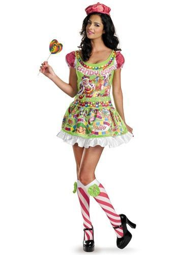 Sexy Candyland Costume Sexy cosplay Pinterest Candyland - womens halloween ideas