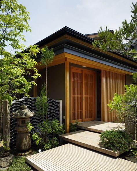 伝統美が息づく和モダン住宅 建築家住宅のデザイン 外観 内観集