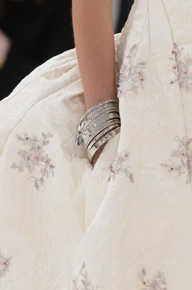 Christian Dior Haute Couture Fall 2014-15 - Detail