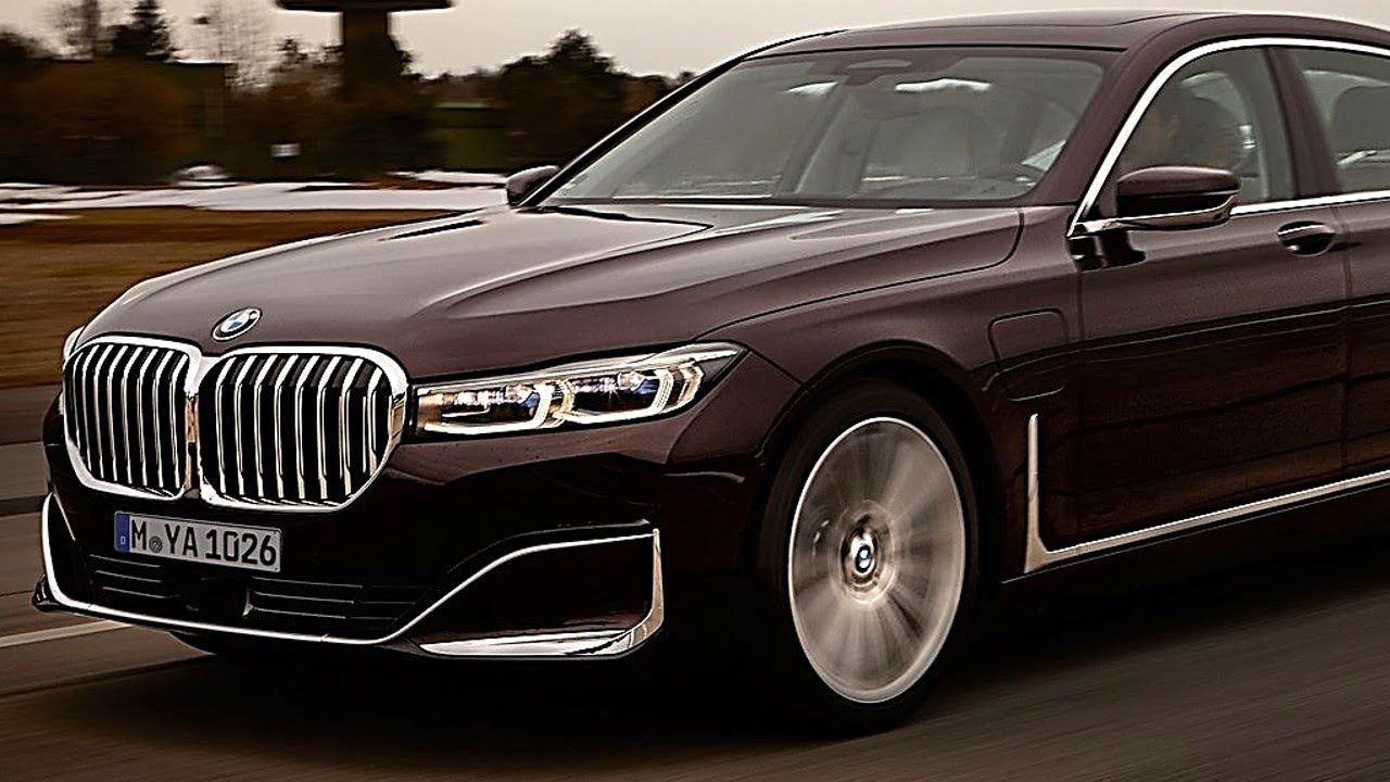 The New Bmw 745le 2019 First Look Cars Offroad Technology