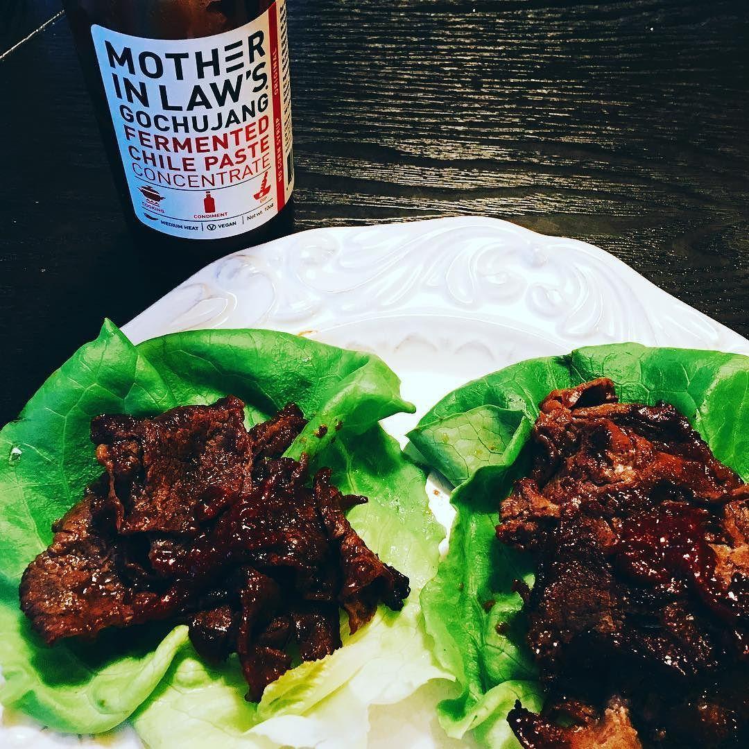 Nothing beats making Korean beef bulgogi over hot charcoal