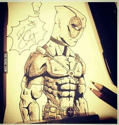 So I heard you guys like Deadpool ...