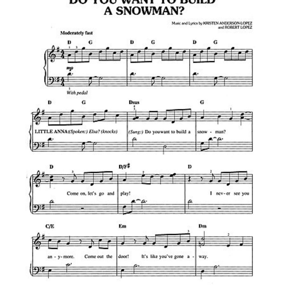 Let It Go Easy Piano Sheet Music Letitdielyrics