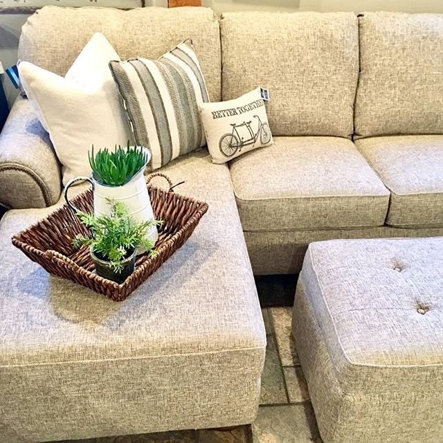 It's time to get excited because our Flexsteel Factory Sale is going on now! Enjoy 40% off  the listed price on beauties like this cozy sectional. ••••••••••••••••••••••••••••••••••••••••••••••••••••• #cfhome #gardnervillage #homesweethome #mystyle #myhome #newpossibilities #designlocal #interiordesign #interior_design #interiors #interiordesign #utahstyleanddesign #utahgram #utahliving #inspire_me_home_decor #hgtv #hgtvhome #fixerupper #fixerupperstyle #fixerupperinspired #myhomebeautiful #desi