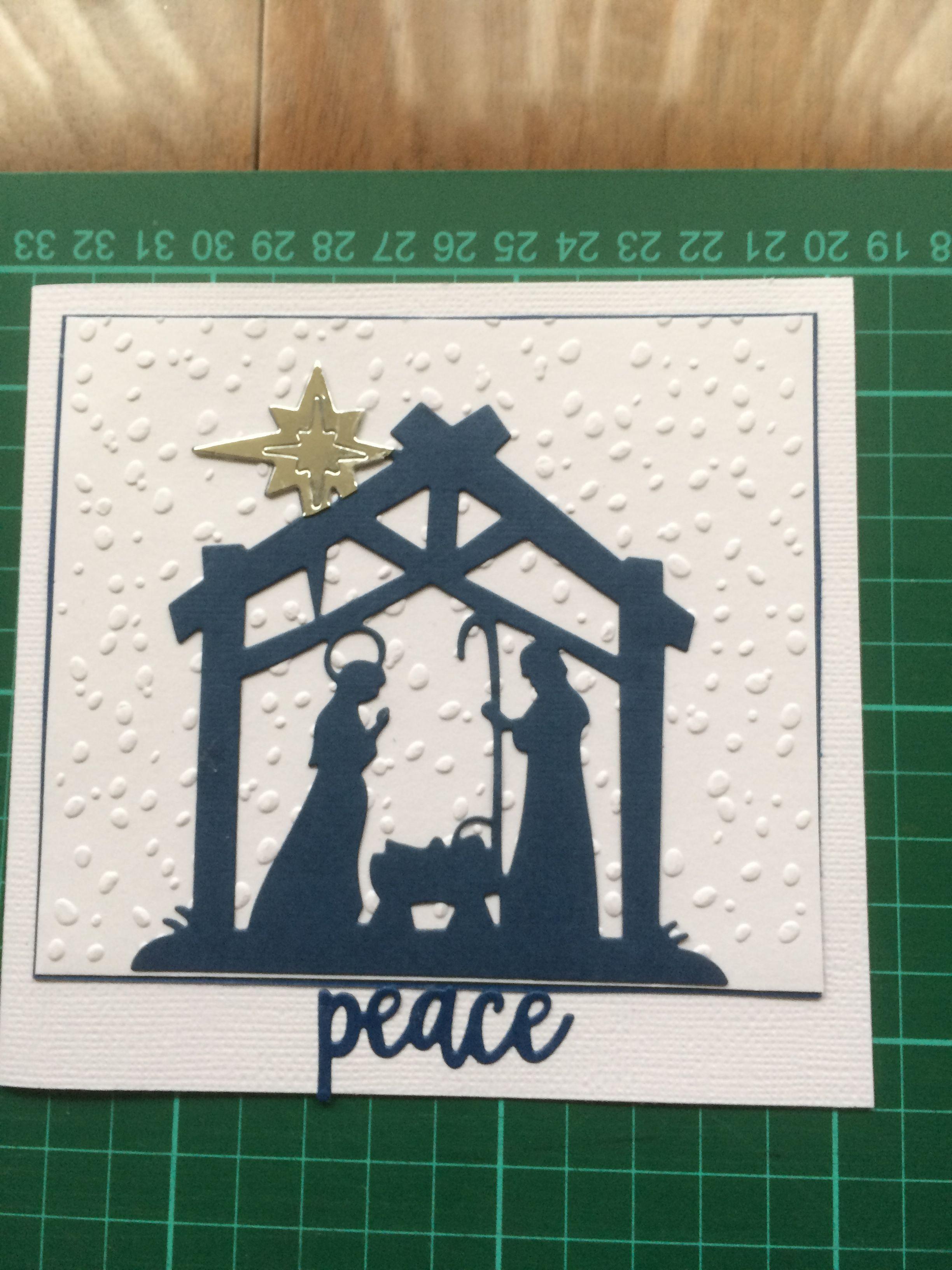 Pin Von Birgit Voss Auf Weihnachten Karten Pinterest Carte
