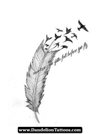 Dandelion%20Bird%20Tattoo%20Quotes%2016 Dandelion Bird ...