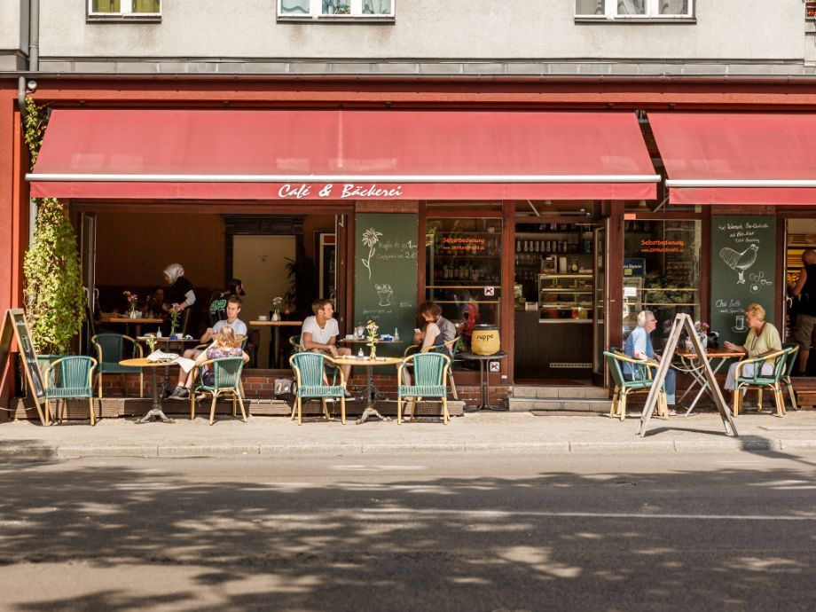 Cafés um die Ecke. #berlin #wohnen