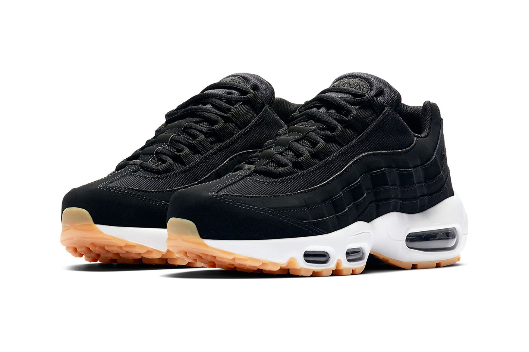 dad69d316fc7 The Nike Air Max 95 Receives a Simple Gum Sole Makeover