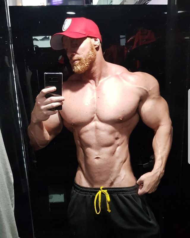 Scotty Huck not a morph Physique Pinterest
