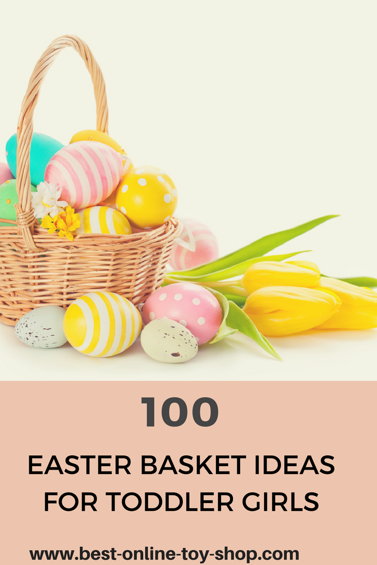 100 easter basket ideas for toddler girls in 2017 negle Choice Image