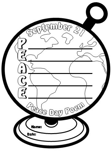 Peace Day Lesson Plans: Activities, Ideas, and Group