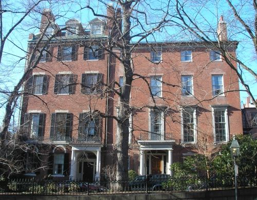 Boston Historic Buildings Of Massachusetts Page 5 Beacon Hill Boston Historic Buildings Mount Vernon