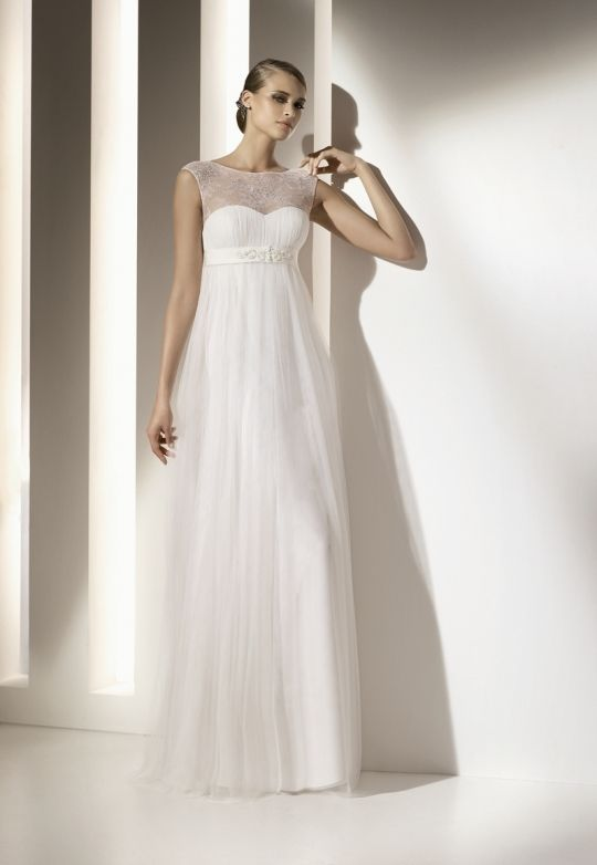 Cheap Bridal Shop Generous A-line Sweetheart Ribbon Decorated Satin ...