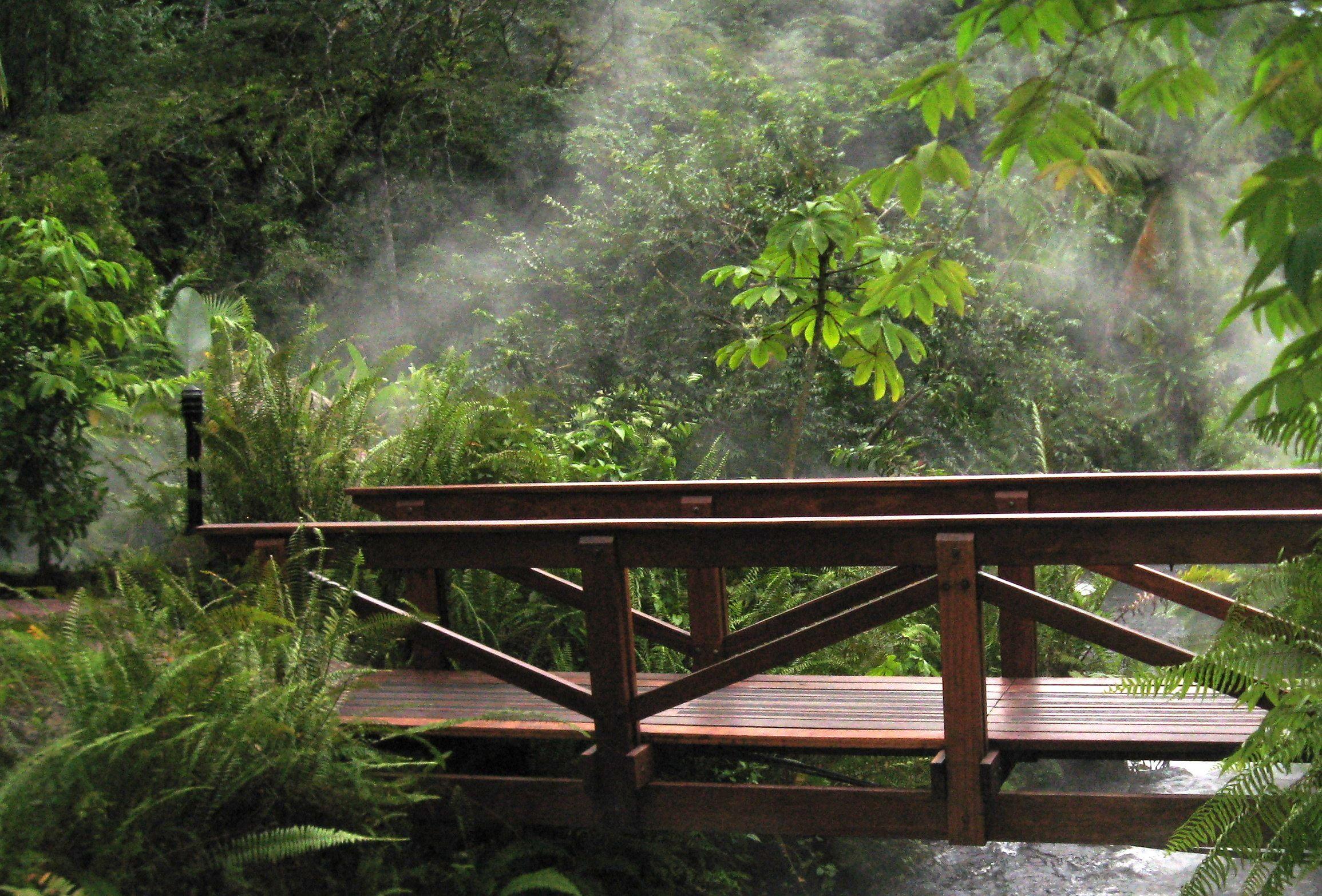 Trabacon Hot Springs, Costa Rica