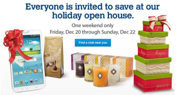 Sam's Club Nonmembers get in free this weekend Money
