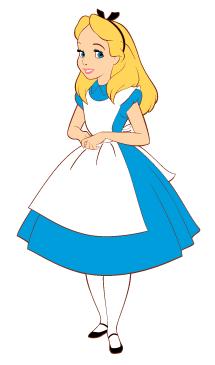 Free Printable Alice in Wonderland