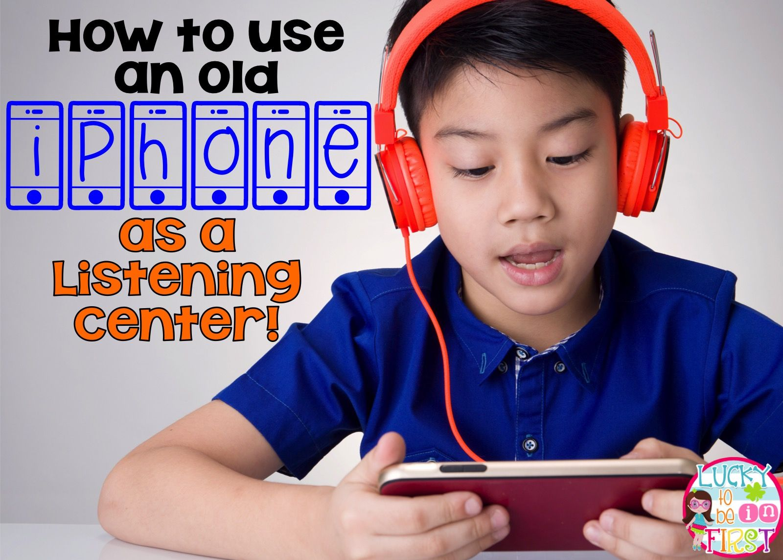 How To Use Old Iphones As Listening Centers