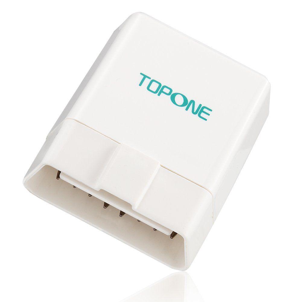 TopOne Bluetooth OBD2 Scanner Car Code Reader Auto