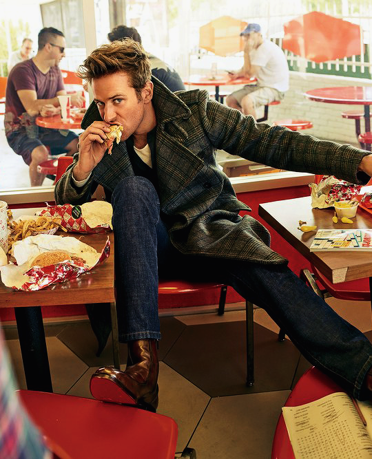 22+ Armie Hammer Photoshoot Gq Pics