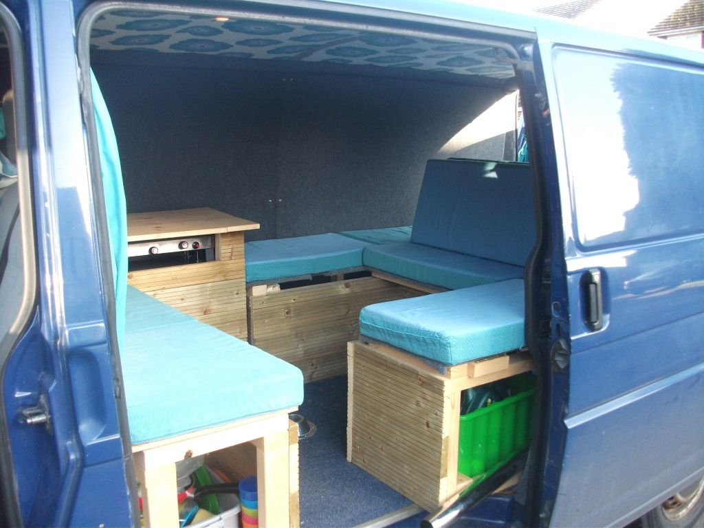 lwb team blue camper build lots of pics vw t4 forum. Black Bedroom Furniture Sets. Home Design Ideas