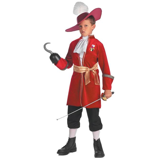 Aye Aye Cap N Captain Hook Costume Captain Hook Disney Villains