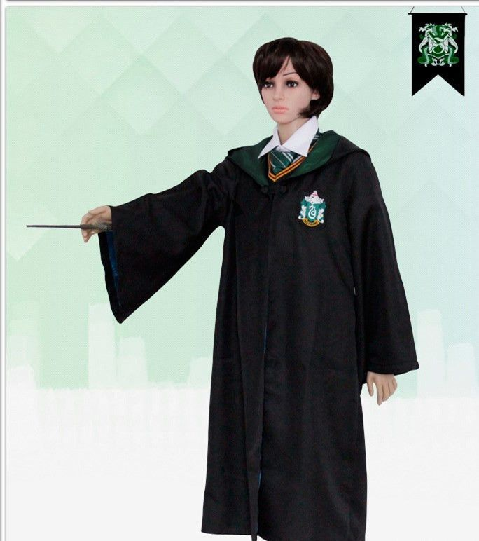 Hufflepuff Halloween Costumes & Harry Potter Cloak Gryffindor ...