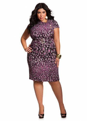 Fashion Bug Womens Plus Size Asymmetrical Dress | Plus Size ...