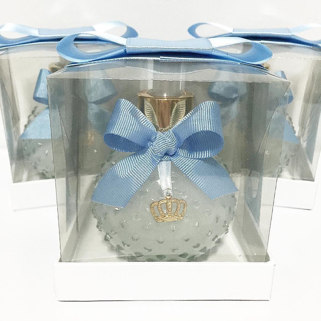 """""""Também preparamos lindos sabonetes num lindo vidro bico de jaca!!! Tudo belo para Gabriel!!!  #prendaminha #maternidade #lembrancamaternidade…"""""""
