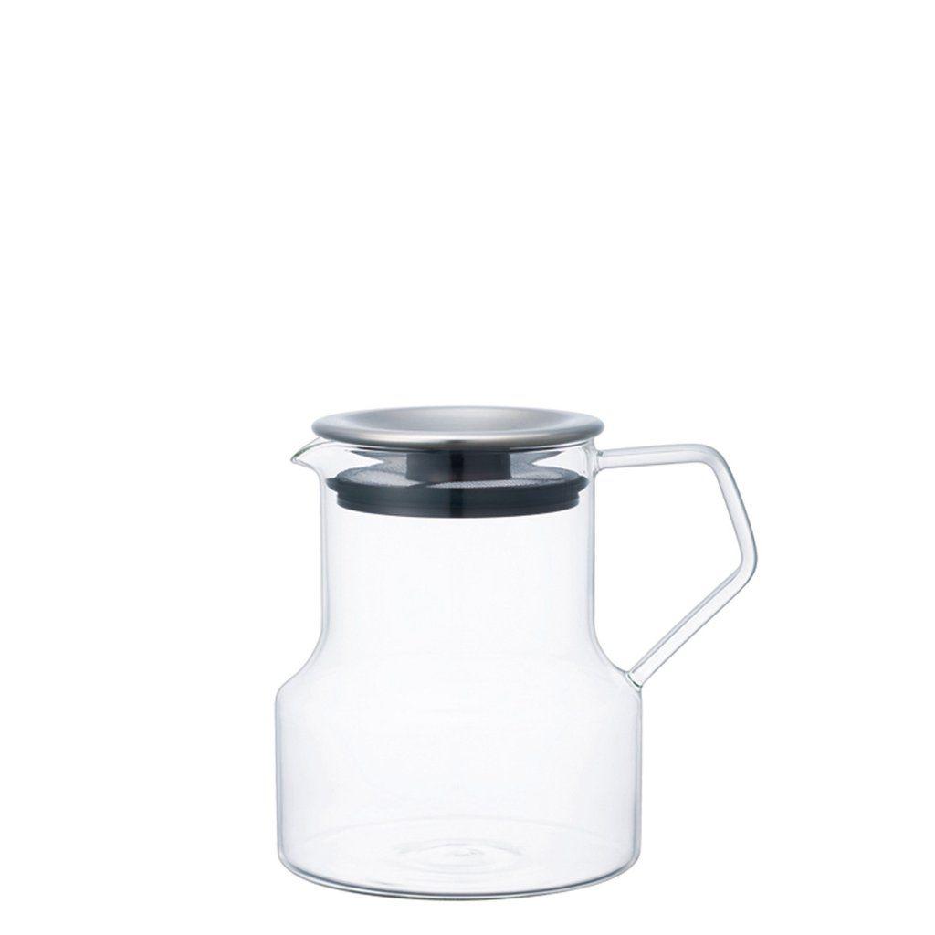 Ridge Teapot Hario White Spoon M 12w Cast