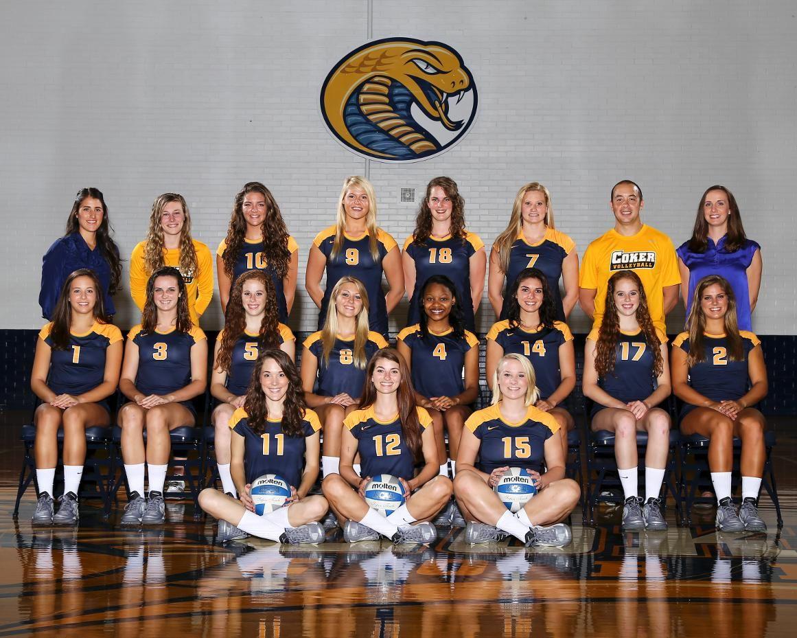 2013 14 Team Photos Coker College Team Photos Women Volleyball Teams
