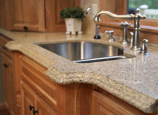 This Is My Countertop Color, But Iu0027m Putting In A Black Marble Sink