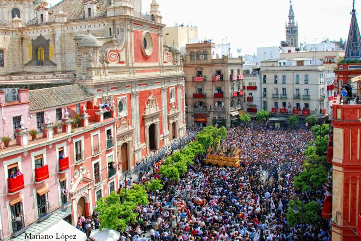 Pin En Conocer Sevilla