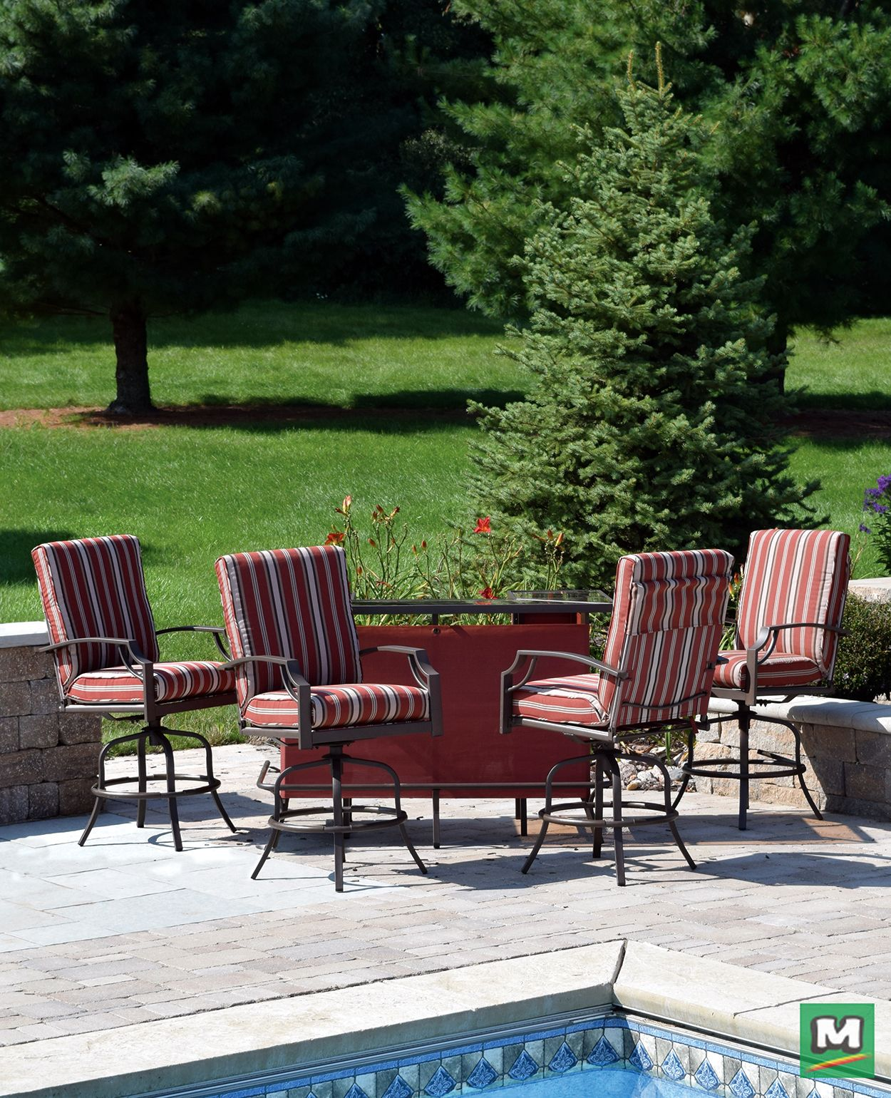Enhance Your Outdoor Space With The Backyard Creations Canyon