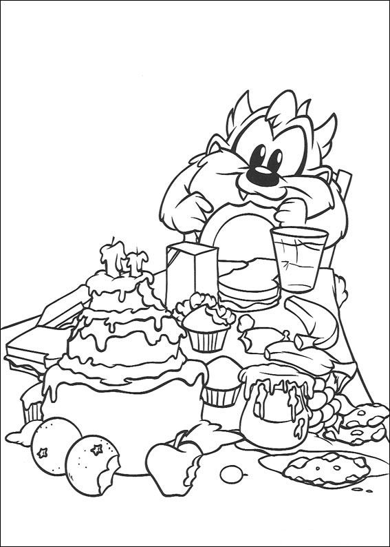 Baby Looney Tunes Coloring Pages 65 Baby Coloring Pages Baby