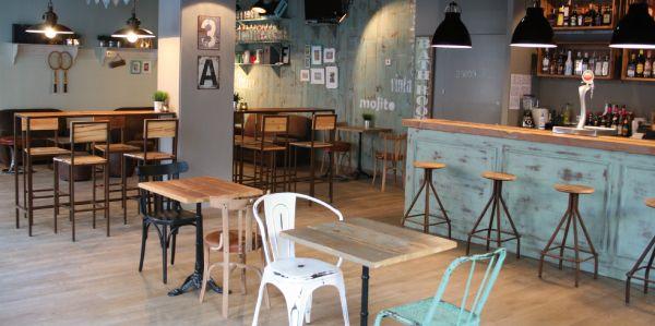 Mobiliario 600 299 ideas para el hogar for Mobiliario restaurante