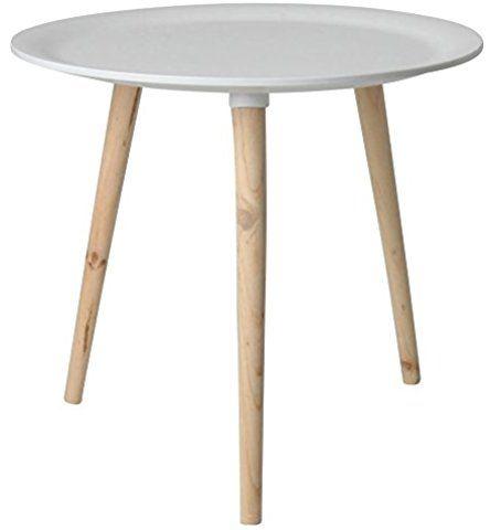 Wohnzimmertisch Sofatisch Couchtisch Altholz Retro Tisch Beistelltisch