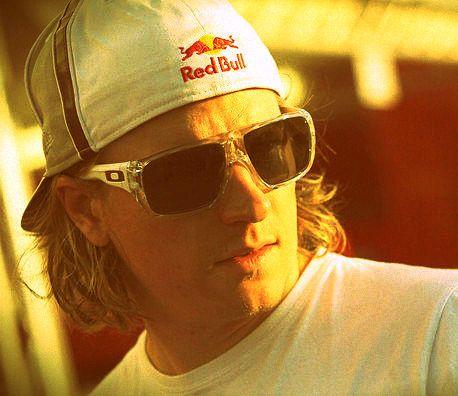 Kimi Raikkonen ;) #Iceman