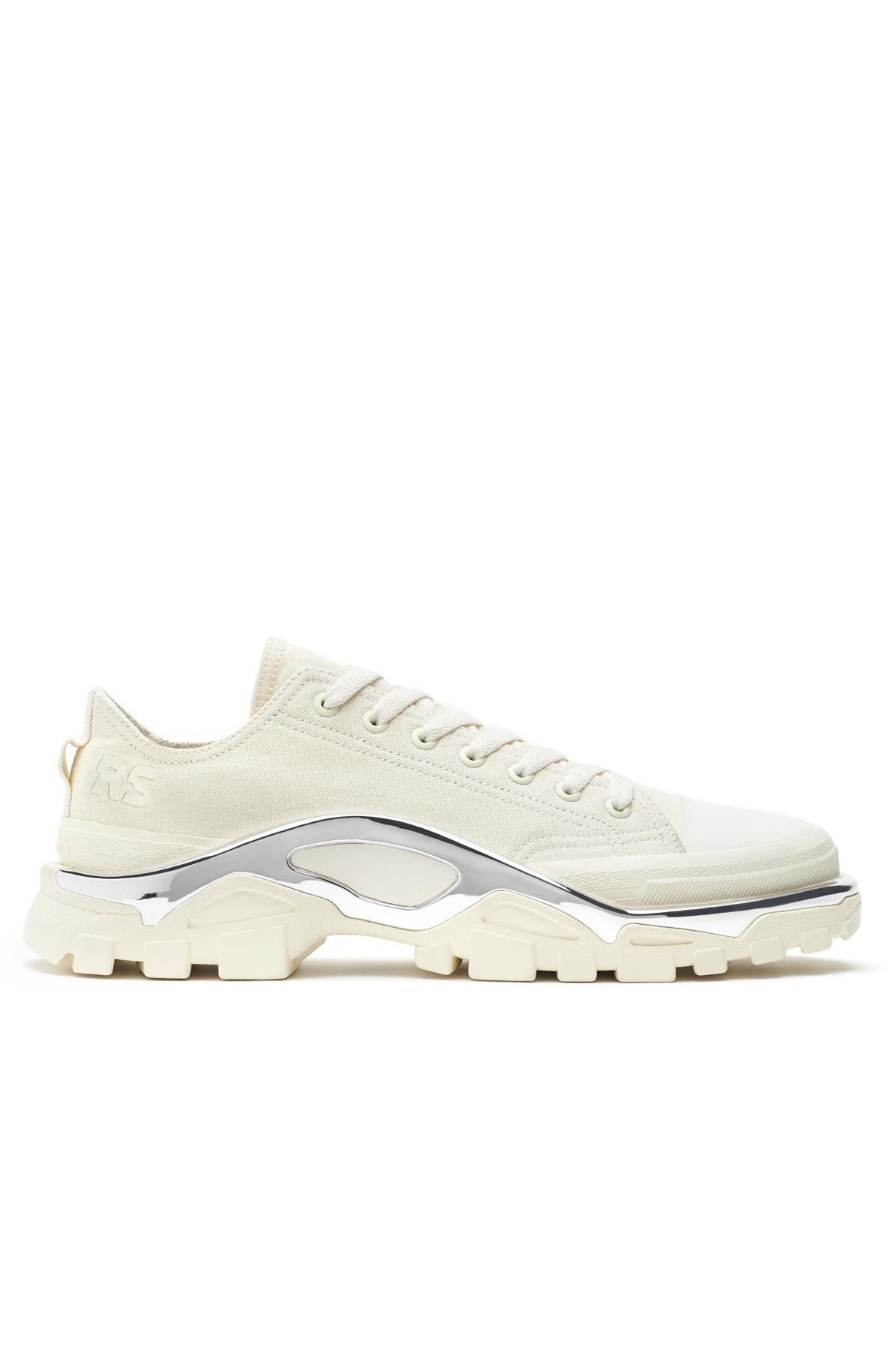 ADIDAS X RAF SIMONS RS Detroit Runner WhiteSilver | Sneaker