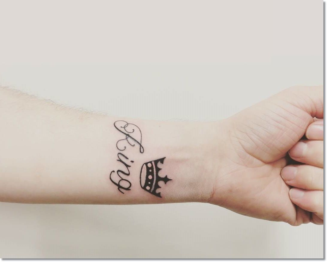 Crown tattoo on tumblr - 83 Small Crown Tattoos Ideas You Cannot Miss
