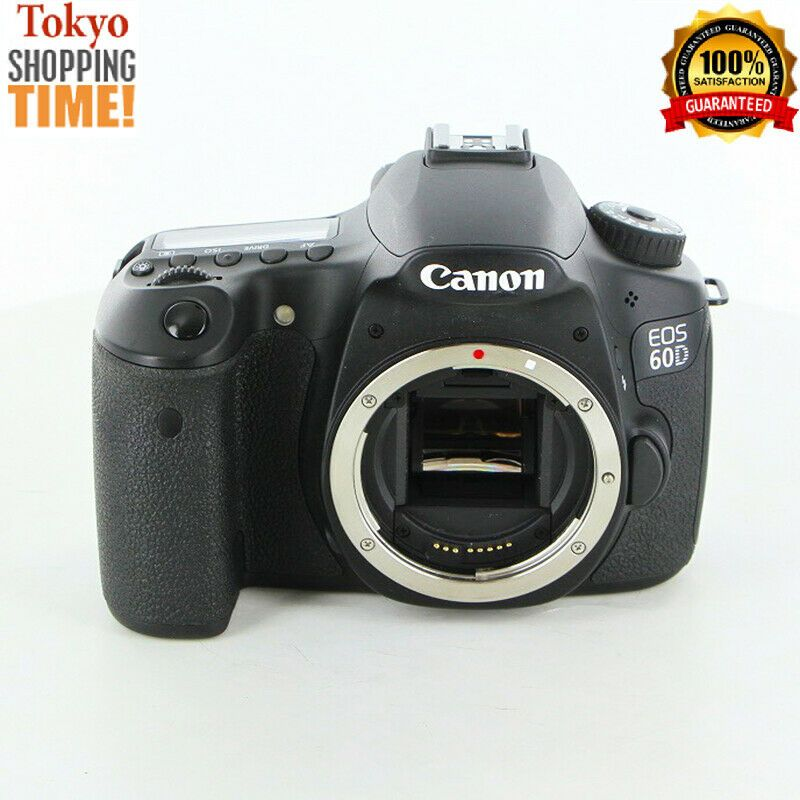 Canon Eos 60d Digital Slr Camera Body From Japan Camera Photo Digital Cameras For Sale Digital Slr Camera