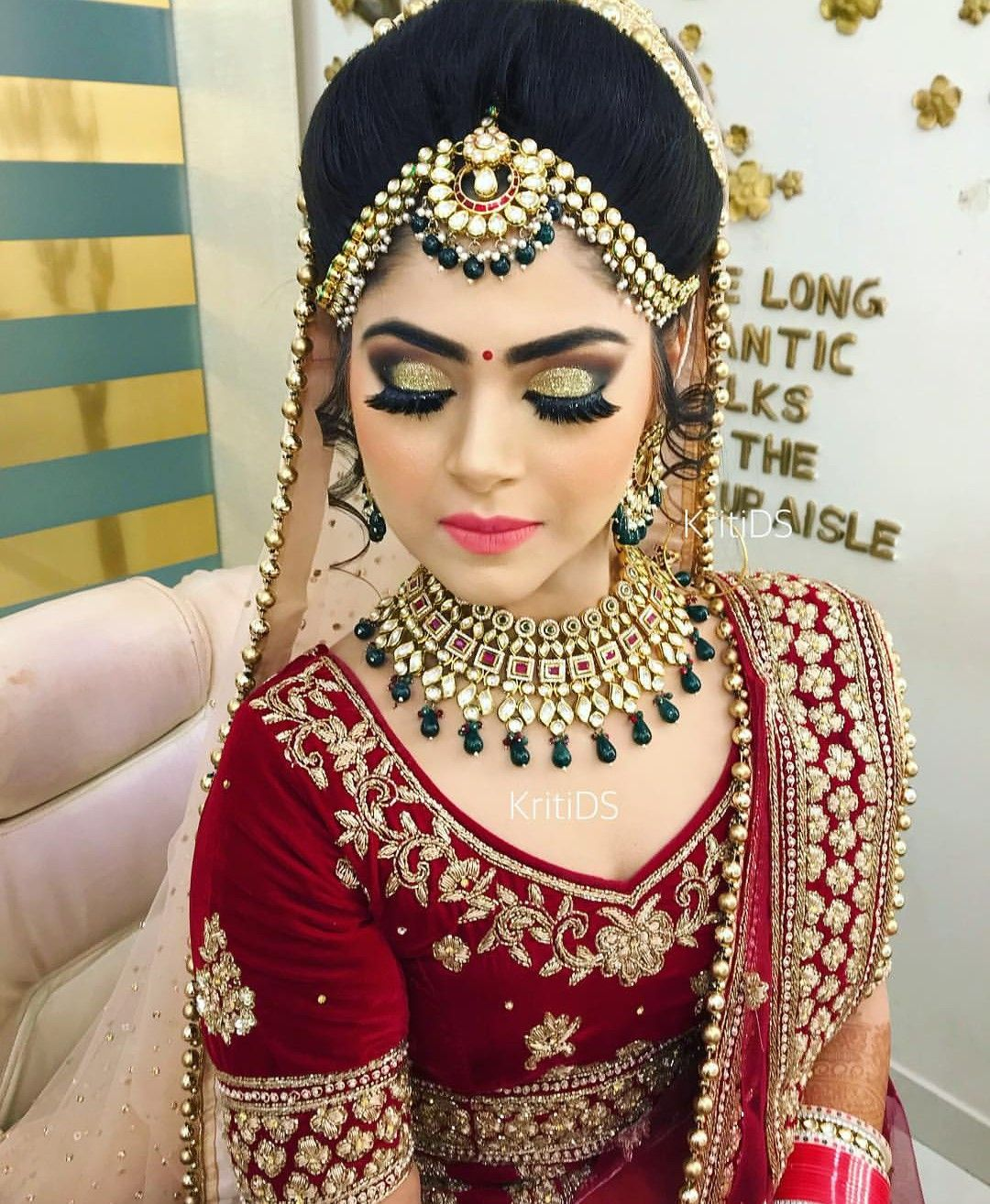 Shikachand Bridal Jewellery Indian Indian Bridal Makeup Indian
