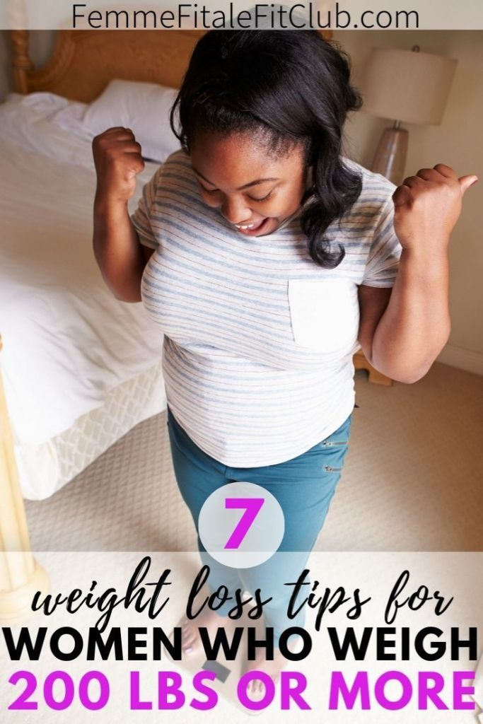 Photo of 7 Proven Weight Loss Tips For Black Women Who Weigh 200 Pounds Or More