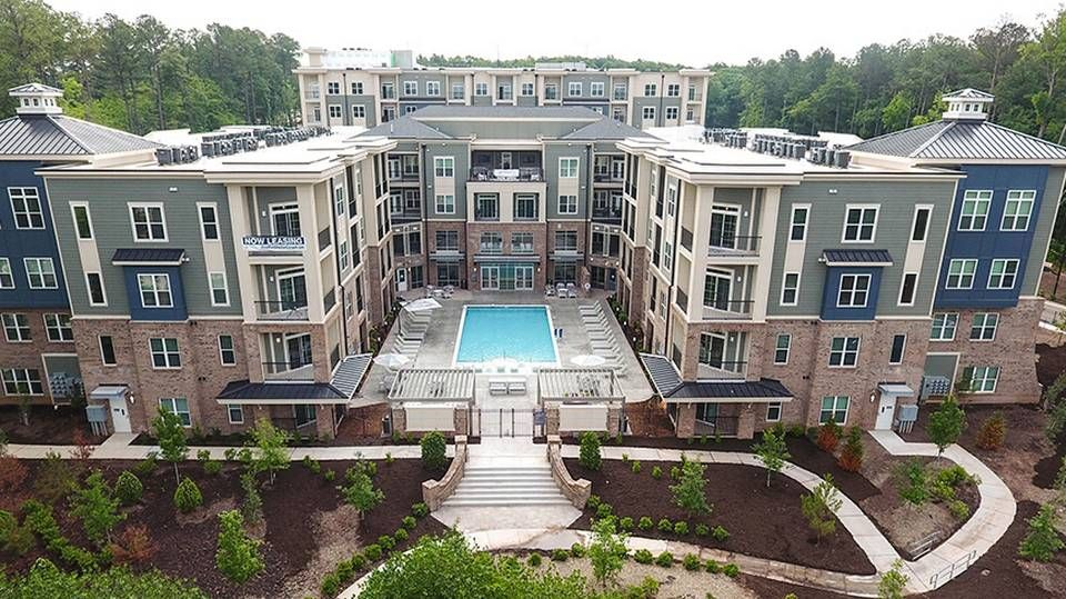 Texas Real Estate Company Buys Cary Apartment Complex For Nearly
