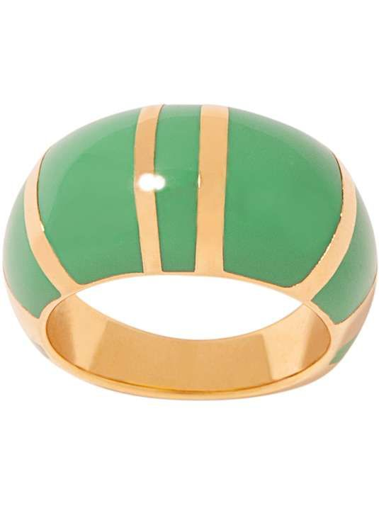 Love the Aurelie Bidermann 'Positano' ring on Wantering.