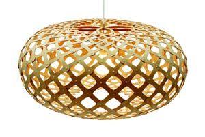David Trubridge - Kina Pendant Lamp