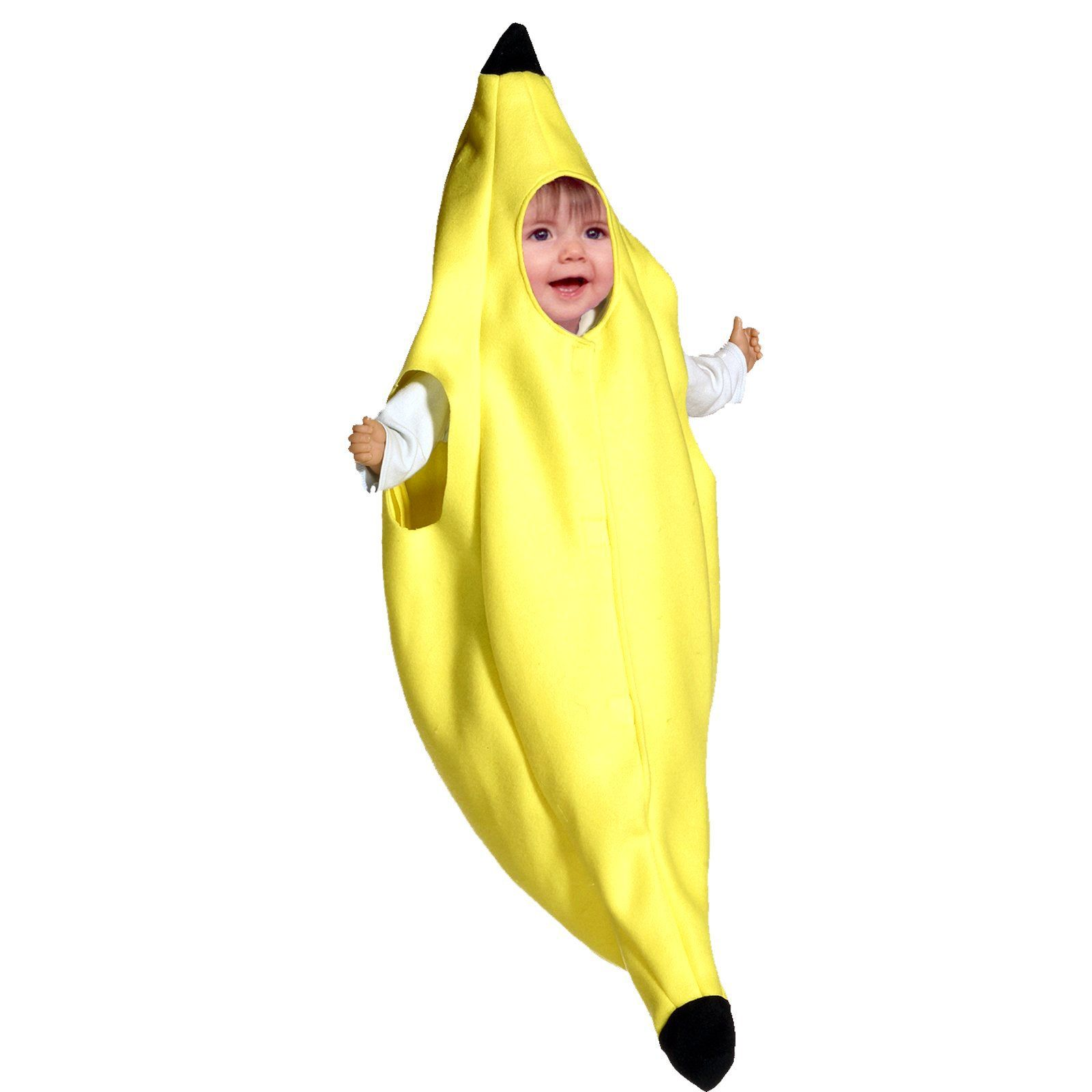 Banana Bunting Infant Costume | Costumes, Food costumes and ...