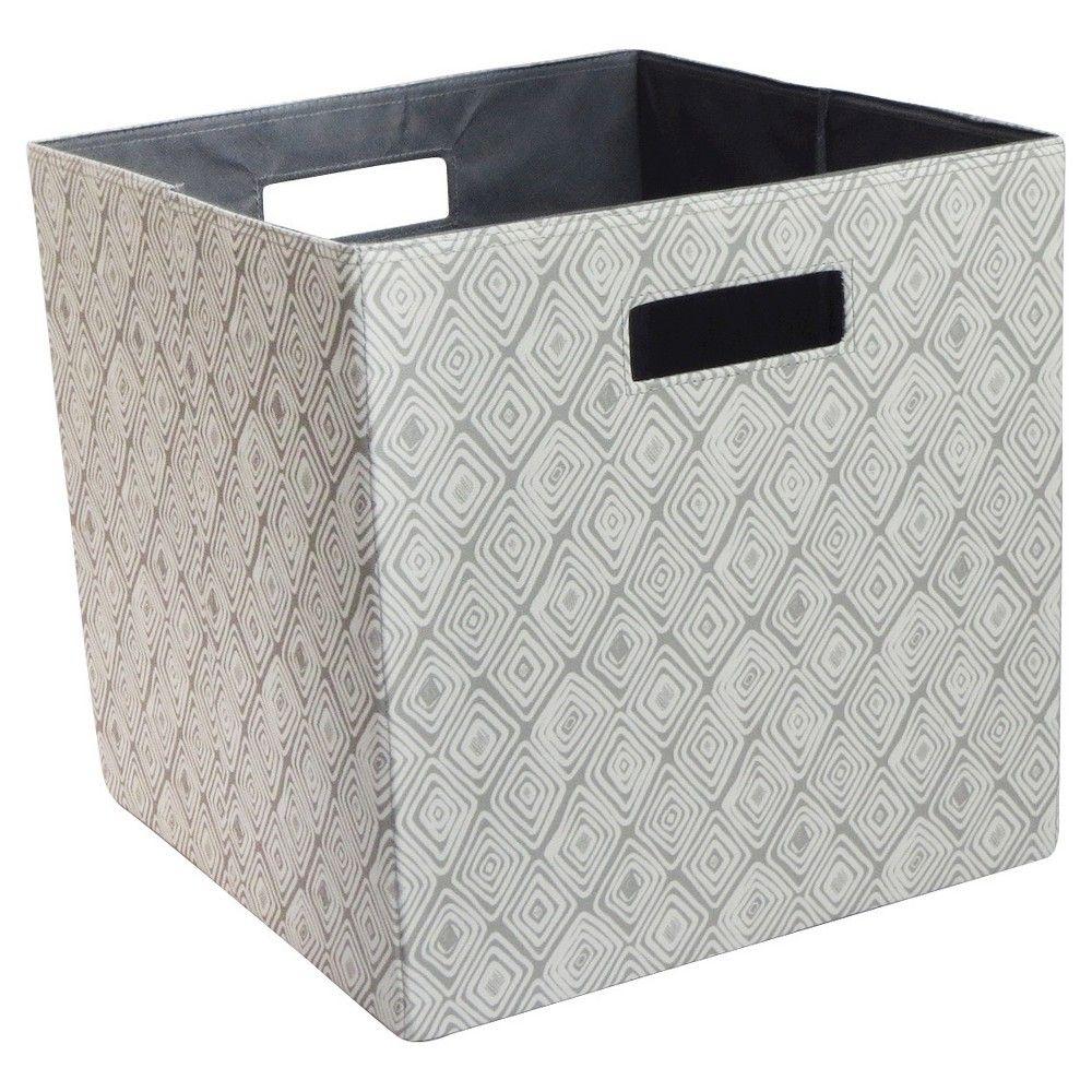 Fabric Cube Storage Bin 13