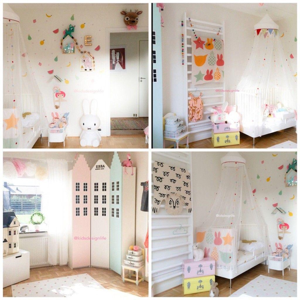 inspiratie scandinavische kinderkamer interieur