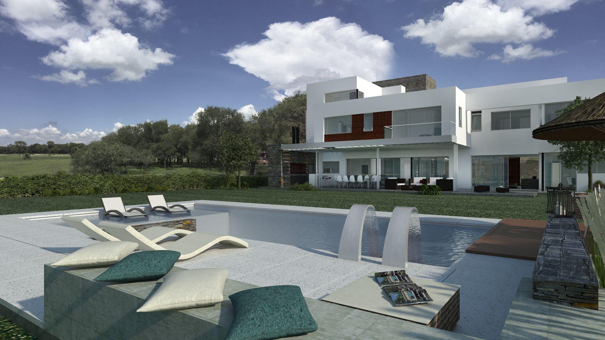 piscinasscualoproyecto vivienda y piscina + piscinasscualo +
